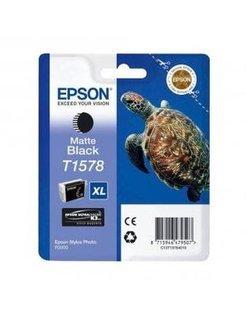 Epson T1578 mat zwart (Origineel)