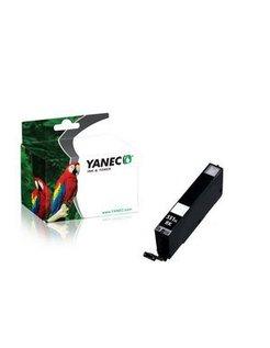 Yanec CLI-551BK XL Zwart (Canon)