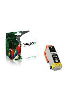Yanec 26XL/T2621 Zwart (Epson)