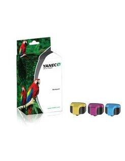 Yanec 363 Kleur (3-Pack) (HP)