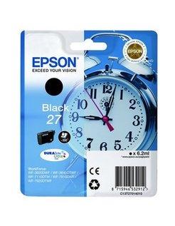 Epson27/T2701 Zwart (Origineel)
