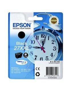Epson27XXL/T2791 Zwart (Origineel)