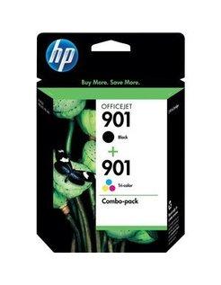 HP 901 Zwart en Kleur (Origineel)