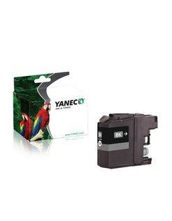 Yanec LC-223BK Zwart (Brother)