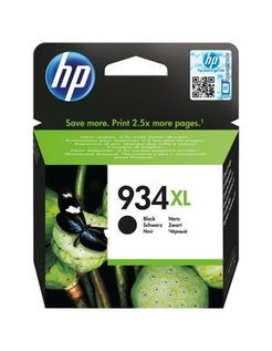 HP 934XL Zwart (Origineel)