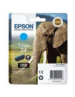 Epson 24 Cyaan (Origineel)