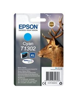 EPSON T1302 inktcartridge cyaan extra high capacity 10.1ml 1