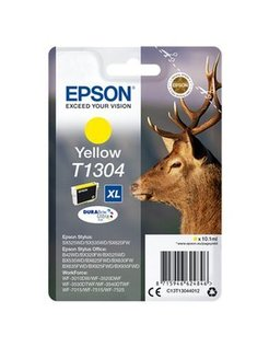 EPSON T1304 inktcartridge geel extra high capacity 10.1ml 1-