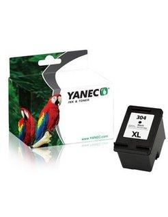 Yanec 304 XL Zwart (HP)