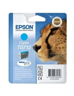 Epson T071240 Cyaan / C13T07124011