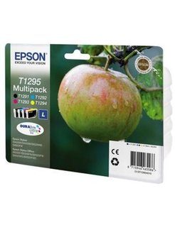 Epson High capacity multipack for Epson Stylus C84/C86/CX6400/CX8600 C13T55974010