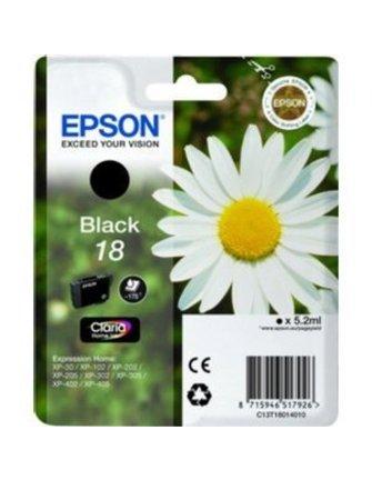 Epson Epson 18/T1801 Zwart (Origineel)