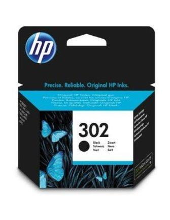 HP HP 302 Zwart (Origineel)