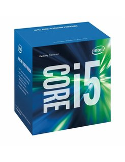 Core ® ™ i5-7600 Processor (6M Cache, up to 4.10 GHz) 3.5GHz 6MB Smart Cache Box processor