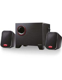 EW3505 2.1kanalen 15W Zwart luidspreker set