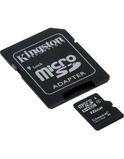 Technology 16Gb microSDHC 16GB MicroSDHC Flash Klasse 4 flashgeheugen