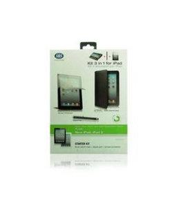 SBS Accessoire kit voor de nieuwe iPad en iPad 2 EM0TK183K