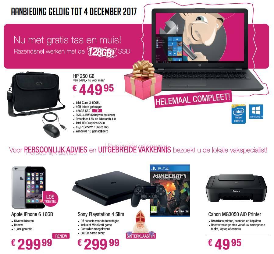Sinterklaas Folder