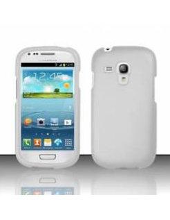 Jibi Pure Colour Plastic Hard Case for Samsung Galaxy S3 Mini White P0122387