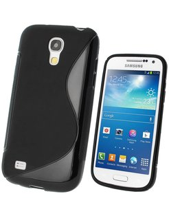 Jibi S-Line TPU Case for Samsung Galaxy S3 Black P0122419