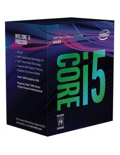 Core ® ™ i5-8600K Processor (9M Cache, up to 4.30 GHz) 3.6GHz 9MB Smart Cache Box processor