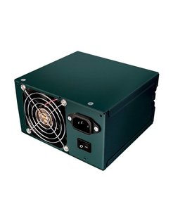 EA-380D 380W ATX Groen power supply unit