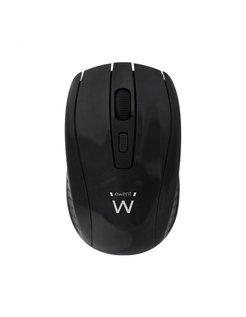 EW3235 RF Draadloos Optisch 1600DPI Ambidextrous Zwart muis