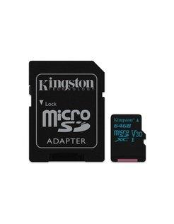 Technology Canvas Go! 64GB MicroSDXC UHS-I Klasse 10 flashgeheugen