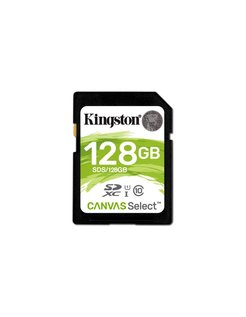 Technology Canvas Select 128GB SDXC UHS-I Klasse 10 flashgeheugen