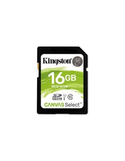 Technology Canvas Select 16GB SDHC UHS-I Klasse 10 flashgeheugen