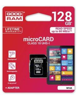 128GB Micro SDXC 128GB MicroSDXC UHS-I Klasse 10 flashgeheugen