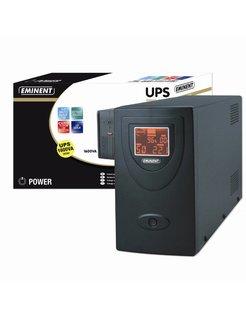 UPS 1600VA 1600VA Zwart UPS