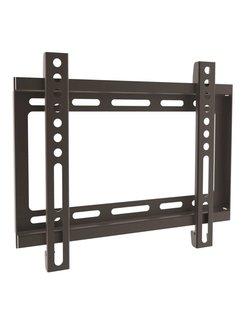"""EW1501 42"""" Zwart flat panel muur steun"""