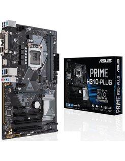 ASUS Prime H310-Plus Intel® H310 ATX