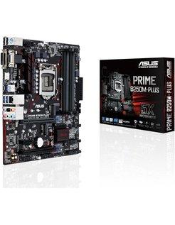 ASUS PRIME B250M-PLUS Intel B250 LGA 1151 (Socket H4) Micro ATX