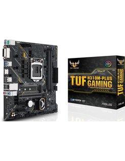 ASUS TUF H310M-Plus gaming Intel® H310M LGA 1151 (Socket H4) Micro ATX