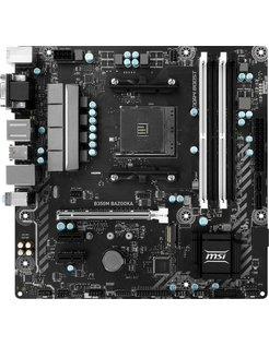 B350M BAZOOKA AMD B350 Socket AM4 Micro ATX moederbord