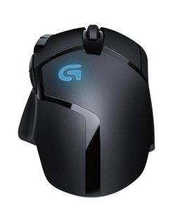 G402 USB Optisch 4000DPI Zwart muis