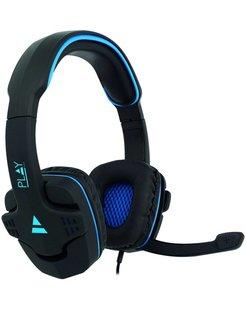 PL3320 Stereofonisch Hoofdband Zwart hoofdtelefoon