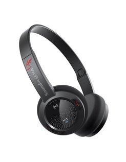Sound Blaster JAM Hoofdband Stereofonisch Draadloos Zwart mobiele hoofdtelefoon