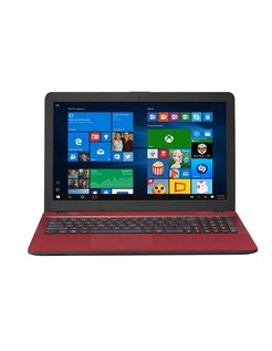 X541UA RED / 15.6 /  i3-7100U / 256GB SSD / 4GB DDR4 / W10