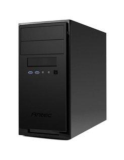 NSK3100 Midi-Toren Zwart computerbehuizing