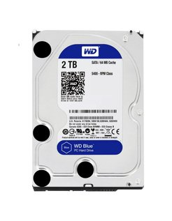 Blue 2TB IntelliPower - 64MB - SATA3
