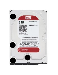 Red 3000GB SATA III interne harde schijf