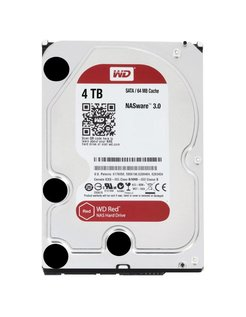 Red 4000GB SATA III interne harde schijf
