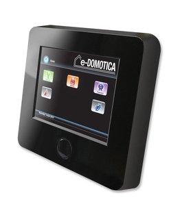 e-CENTRE Controlecentrum met Kleuren Touchscreen toegangscontrolesysteem