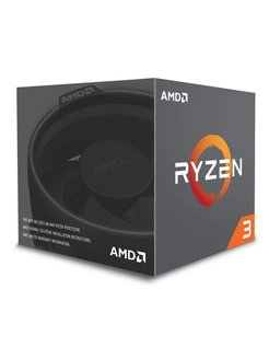 Ryzen 3 1200 3.1GHz 8MB L3 Box processor