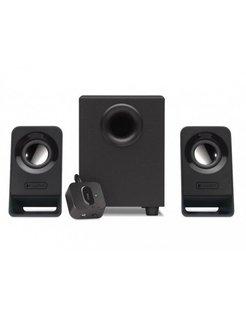 Z211 2.1kanalen Zwart luidspreker set
