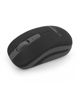 Wireless Mouse EM126EK Black/Grey