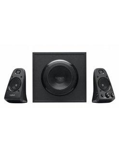 Z623 2.1kanalen 200W Zwart luidspreker set